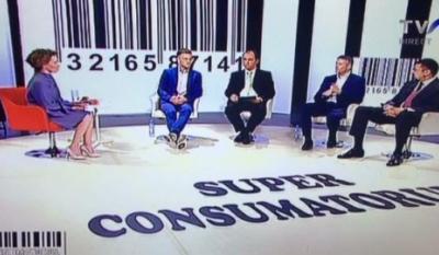 """A doua editie a emisiunii """"SuperConsumatorul"""" a fost difuzată în data de 21 Octombrie"""