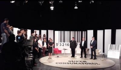 Editia speciala a emisiunii SuperConsumatorul in direct in acest moment pe TVR1