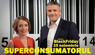 BLACK FRIDAY - business sau păcăleală? - afla cu SuperConsumatorul în această seară