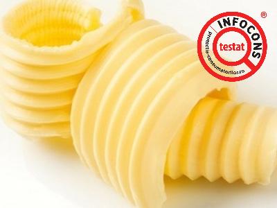 Margarină din Grăsime Vegetală - Știi ce