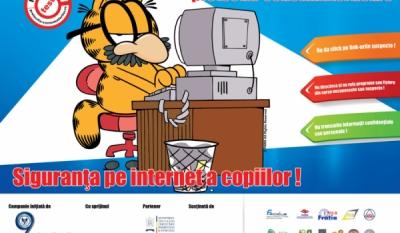 Siguranta pe internet a copiilor!