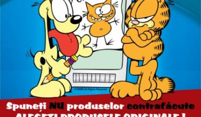 Spuneti NU produselor contrafacute! Alegeti produse originale!