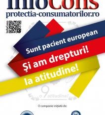 "Campania Nationala ""Sunt pacient european si am drepturi!"""