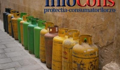 Stiati că… - butelii pentru gaz petrolier lichefiat (GPL) - tip aragaz