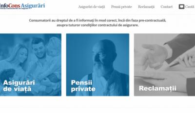 InfoCons, Asociația pentru Protecția Consumatorilor, lansează aplicația InfoCons Asigurări