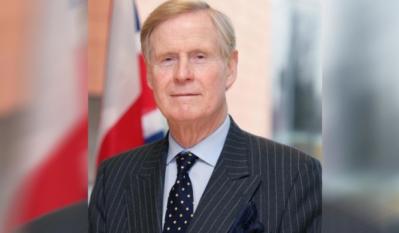 Bryan Cassidy - Presedintele Sectiei pentru Piata Unica, Productie si Consum a Comitetului Economic si Social European