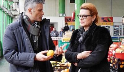 Cum să alegi fructele și legumele din piață? - Eu, Consumatorul, 28 Aprilie la TVR 1