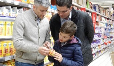 Cum alegem alimentele pentru copii - Eu, consumatorul, Vineri, 22:30 la TVR 1