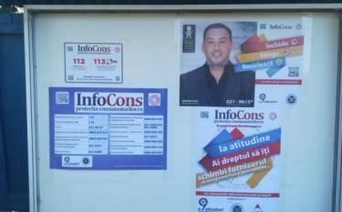Postul de politie Dragalina, judetul Calarasi. InfoCons - Protectia Consumatorului - Protectia Consumatorilor