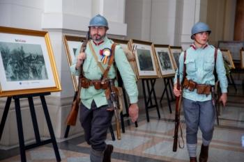 """Lansare Proiect Cultural """"o9atitudine pentru cultură! 100 România!"""" - 18 Octombrie 2018"""