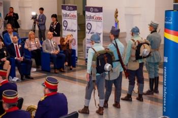 InfoCons - Protectia Consumatorului - Protectia Consumatorilor - Centenar - Romania100 - Asociația Tradiția Militară