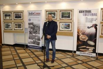 """Materiale media ale expoziției foto-documentare  """"Ministerul Afacerilor Interne 1918-2018 – Arc peste timp"""""""