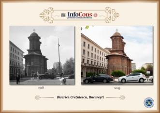 Ieri si Azi - Biserica Cretulescu
