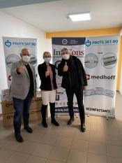 InfoCons sprijina persoanele aflate in situatii vulnerabile din Centrele sociale ale Directiei Generale de Asistenta Sociala a Municipiului Bucuresti
