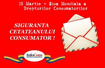 SINGURANȚA CETĂȚEANULUI CONSUMATOR! SCRISOARE DESCHISA ADRESATA AUTORITATILOR PUBLICE DIN ROMANIA