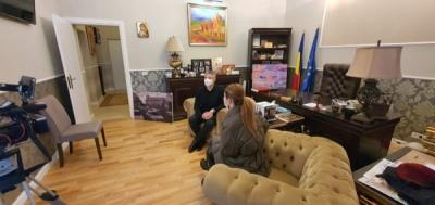 Sorin Mierlea, președintele InfoCons, a acordat un interviu pentru Știrile Kanal D