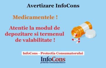 Depozitarea medicamentelor