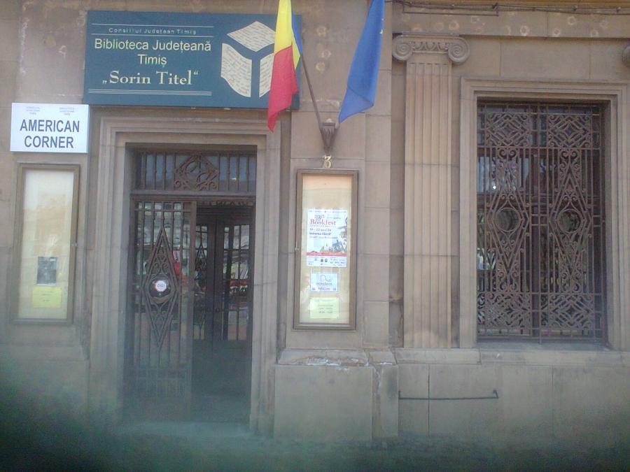 Biblioteca Judeteana Timis, Localitatea Timisoara InfoCons - Protectia Consumatorului