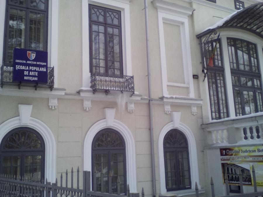 Consiliul Judetean Botosani, Localitatea Botosani InfoCons - Protectia Consumatorului