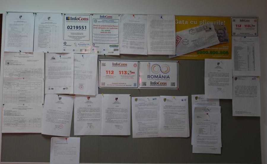 Consiliul Judetean Cluj, Judetul Cluj-Napoca InfoCons - Protectia Consumatorului