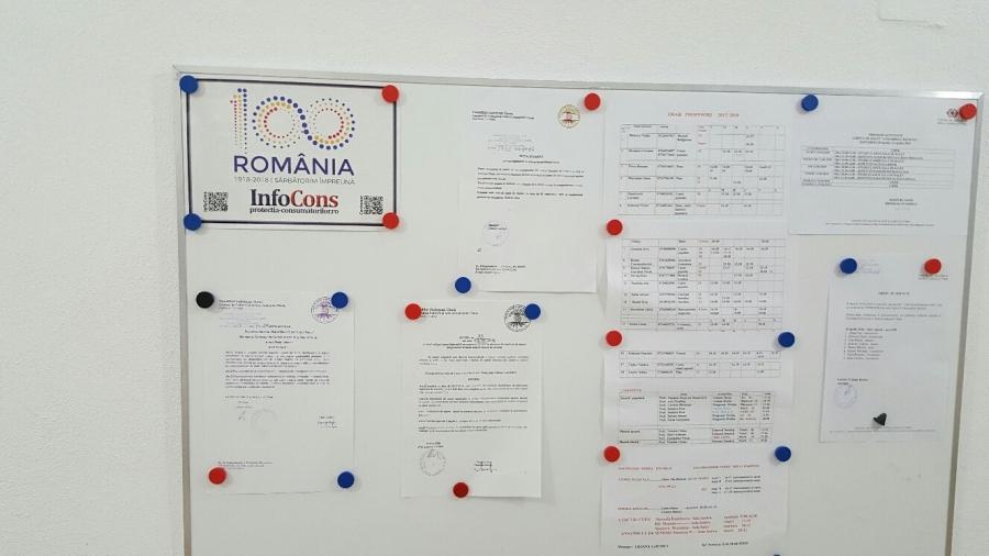 Consiliului Judetean Timis, Localitatea Timisoara - Directia Administratie Publica Locala InfoCons - Protectia Consumato