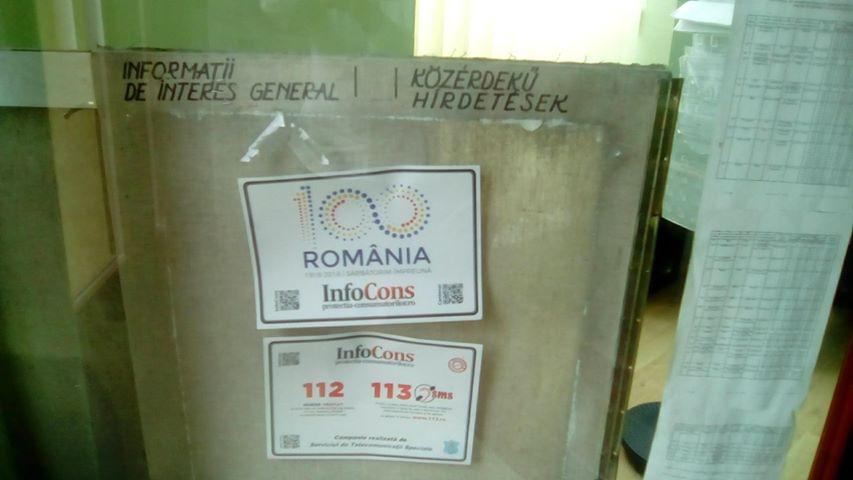 Primăria Municipiului Sfântu Gheorghe, Judetul Covasna InfoCons - Protectia Consumatorului