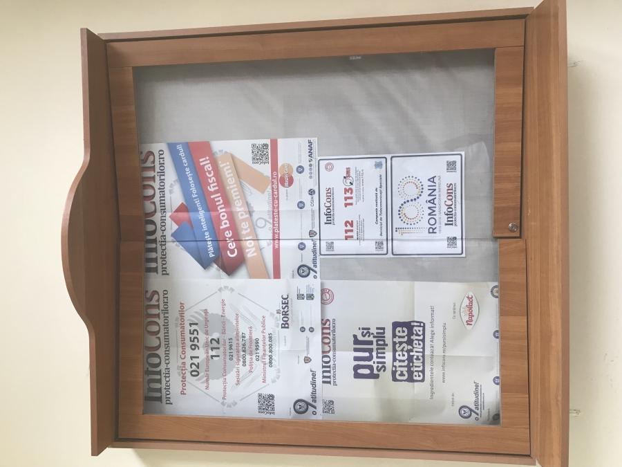 Primăria  Municipiului Sibiu,  Judetul Sibiu InfoCons - Protectia Consumatorului