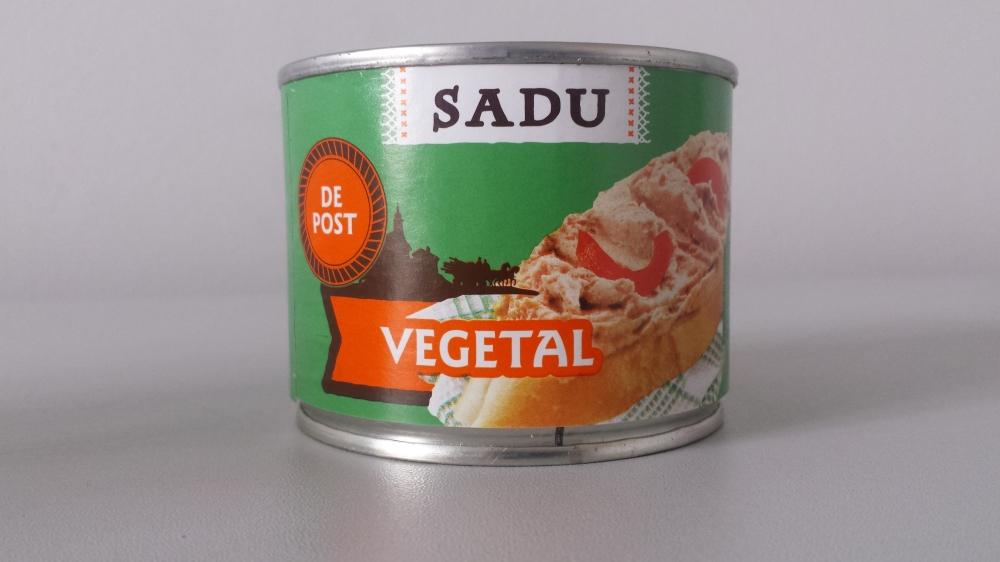 Sadu pate vegetal de post 200g