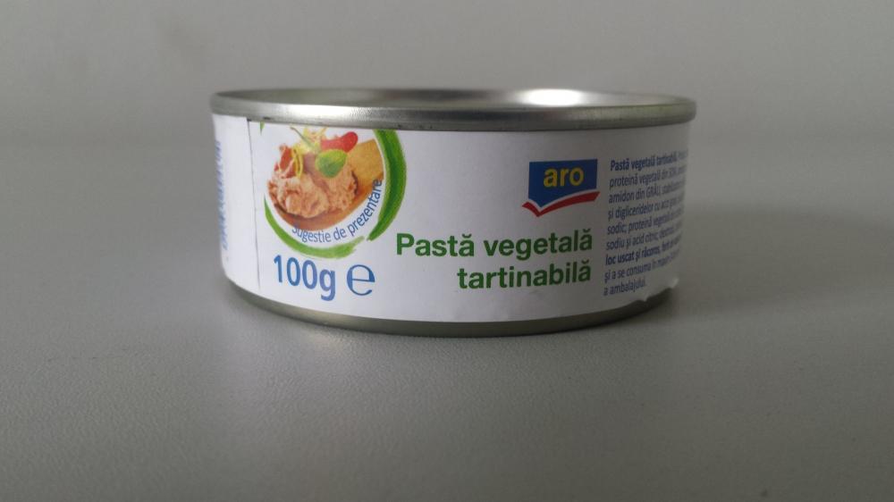Aro pasta vegetala tartinabila 100g