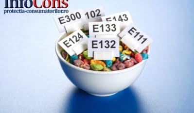 Ce sunt aditivii alimentari?