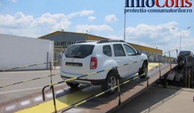 Mașini cumpărate sau luate în leasing - Transportarea mașinii achiziționate