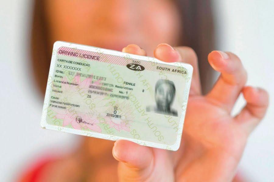 viziune și permis de conducere