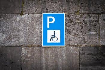 Tichetul european de parcare pentru persoanele cu handicap