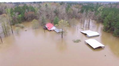 Cum se produc inundațiile