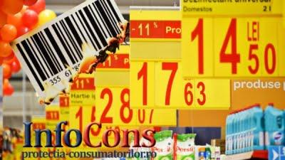 Află care sunt regulile afișării prețurilor