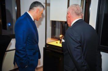 Președintele InfoCons, domnul Sorin Mierlea, a participat la întâlnirea organizată de către Cellini și Vacheron Constantin