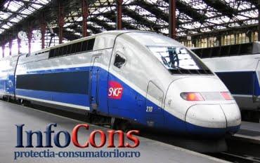 Drepturile pasagerilor din transportul feroviar