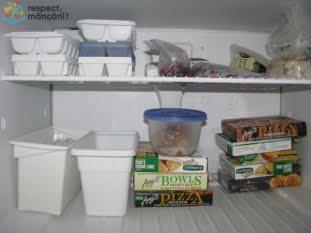 Congelarea alimentelor ! Respect, mâncării !