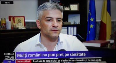 Președintele InfoCons, Sorin Mierlea, a acordat un interviu pentru Digi 24 TV