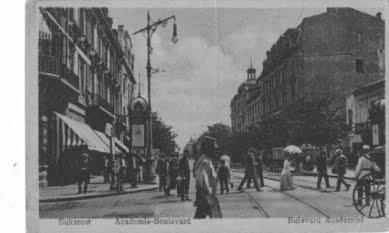 Bulevardul Regina Elisabeta, ieri și azi - o9atitudine pentru cultură