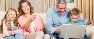 Cresc veniturile din furnizarea de servicii de acces la internet
