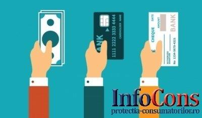 Plăți, transferuri și cecuri