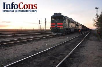 Ajutoare de stat - România trebuie să recupereze de la operatorul de transport feroviar de marfă CFR Marfă 570 de milioane de euro reprezentând ajutor incompatibil