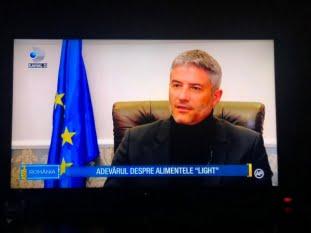 Președintele InfoCons, domnul Sorin Mierlea, la emisiunea Asta-i România - Kanal D