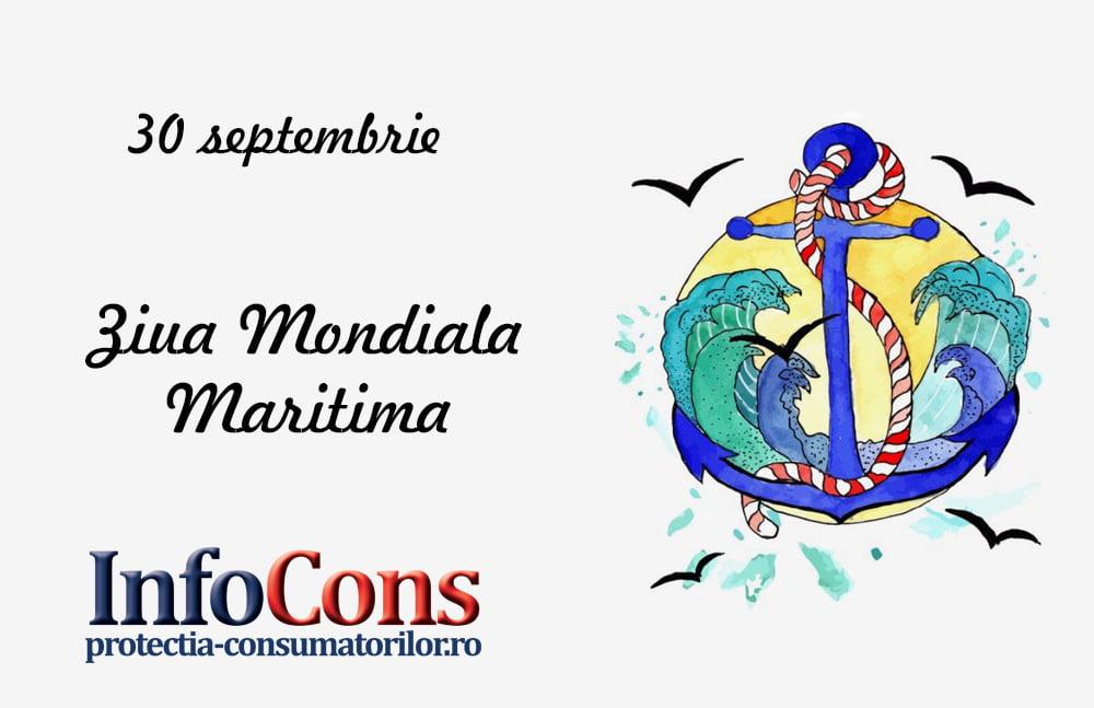 InfoCons - Ziua Mondiala Maritima