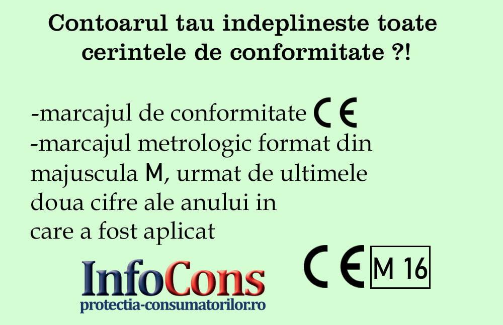 InfoCons - conformitate contoar