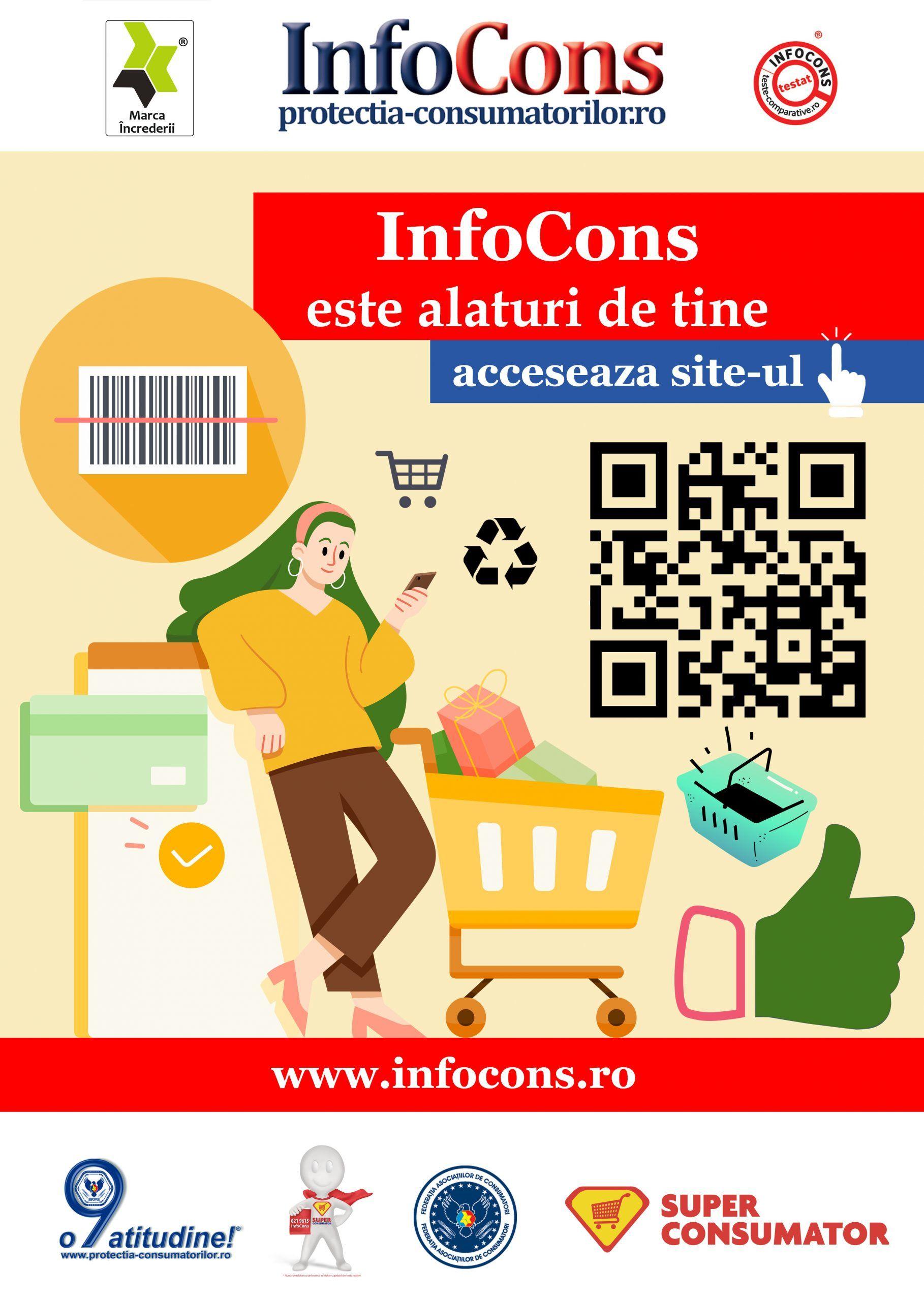 InfoCons - protectia consumatorilor protectia consumatorului - acceseaza site-ul