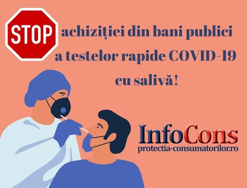 Comitetul pentru securitatea sanatatii al Comisiei Europene a stabilit o lista a testelor rapide antigen COVID-19 cat si un set de date standardizate care trebuie incluse in certificatele rezultatelor testelor COVID-19.